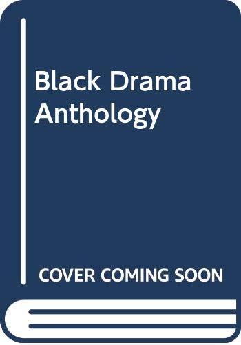 9780451064493: Black Drama Anthology