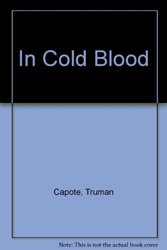 9780451064851: In Cold Blood