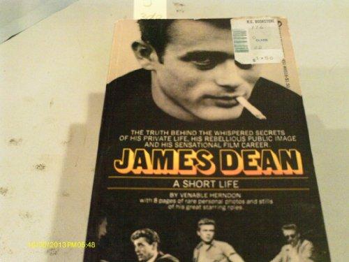 9780451065186: James Dean: a Short Life