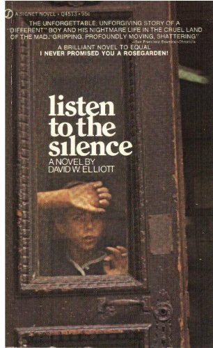 9780451065889: Listen to the Silence (Signet)