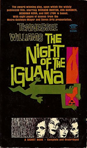 The Night of the Iguana (9780451066091) by Tennessee Williams