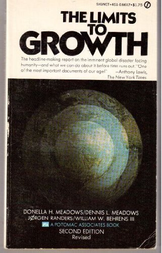 9780451066176: The Limits to Growth, 2nd, Second Edition Revised