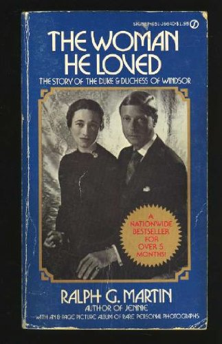 9780451066329: The Woman He Loved