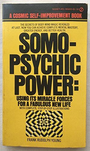9780451066930: Somo Psychic Power