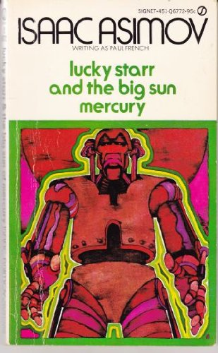 Lucky Starr and the Big Sun Mercury