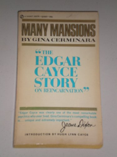 9780451068118: Many Mansions: The Edgar Cayce Story of Reincarnation