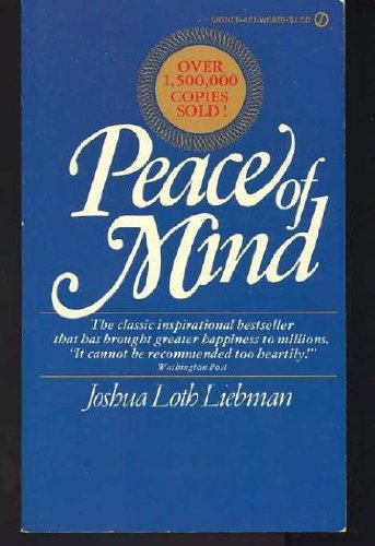 9780451068699: Peace of Mind