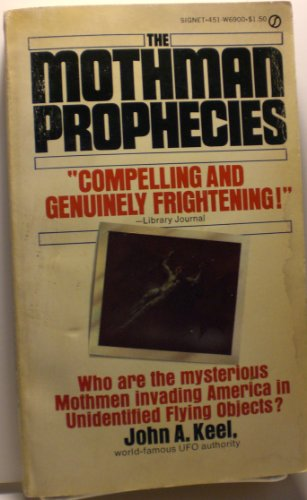 9780451069009: Mothman Prophecies