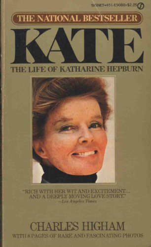 the life and career of katharine hepburn