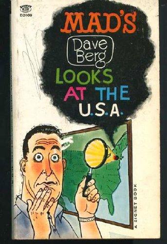Mad's Dave Berg Looks At the U.: Berg, David; Albert