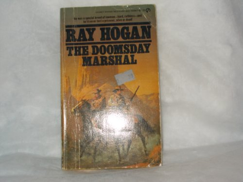 9780451069979: Doomsday Marshal