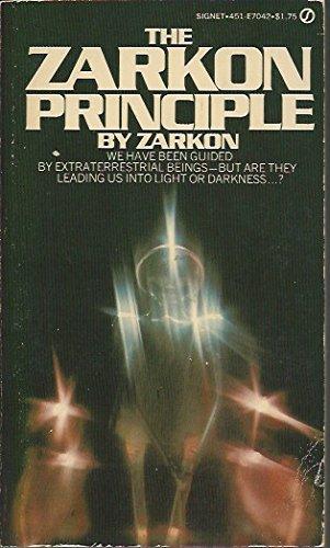 9780451070425: Zarkon Principle