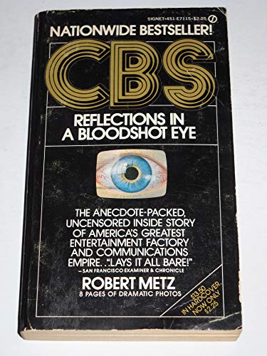 9780451071156: Title: CBS REFLECTIONS IN A BLOODSHOT EYE