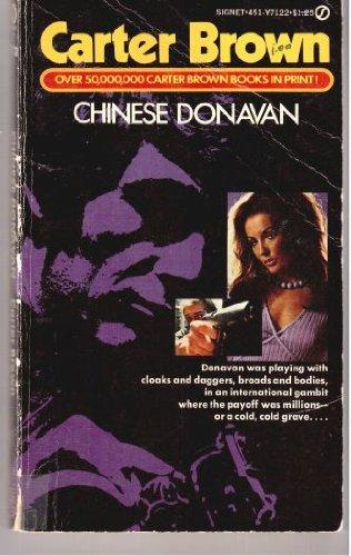 Chinese Donavan: Brown, Carter