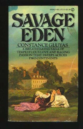 9780451071712: Savage Eden