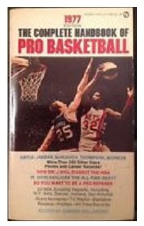 9780451071989: The Complete Handbook of Pro Basketball 1977: 1977 Edition