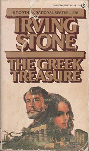 9780451072115: Stone Irving : Greek Treasure
