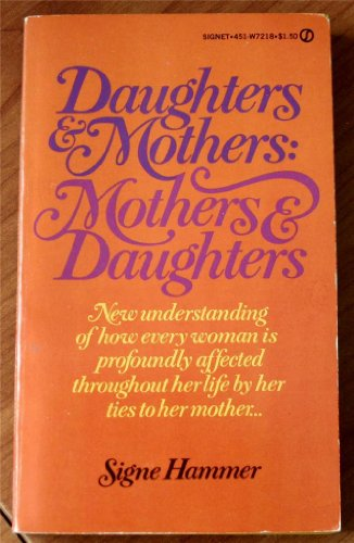 9780451072184: Daughters and Mothers