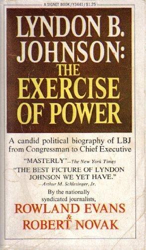 9780451072504: L B J Exercise of Power