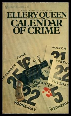 9780451072627: Calendar of Crime