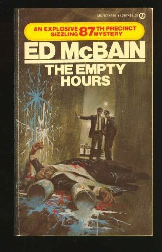 9780451072870: The Empty Hours