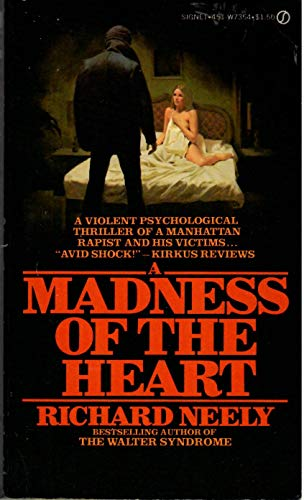 9780451073549: Madness of the Heart