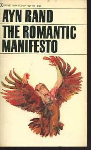 9780451073884: The Romantic Manifesto