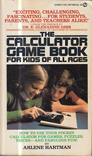 9780451073990: The Calculator Game Book