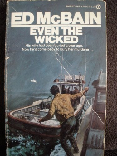 9780451074027: Even the Wicked