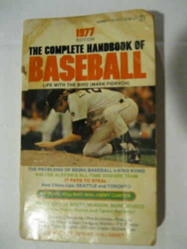 9780451074133: The Complete Handbook of Baseball 1977: 1977 Edition