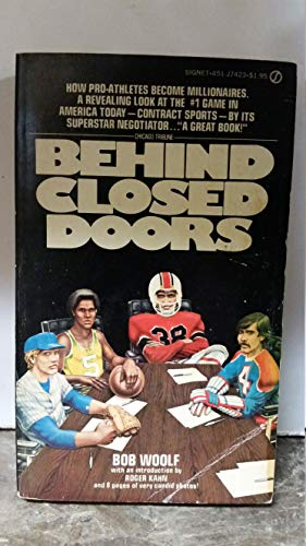 9780451074232: Behind Closed Doors