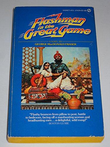 9780451074294: Flashman in the Great Game (Flashman)