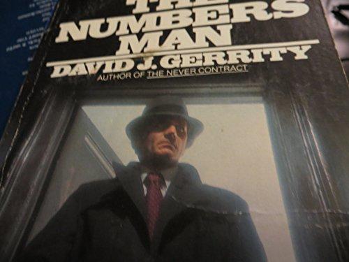The Numbers Man: Gerrity, David J.
