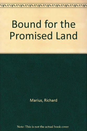 9780451074591: Bound for the Promised Land