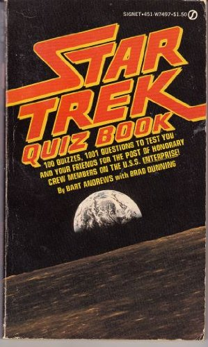 Star Trek Quiz Book