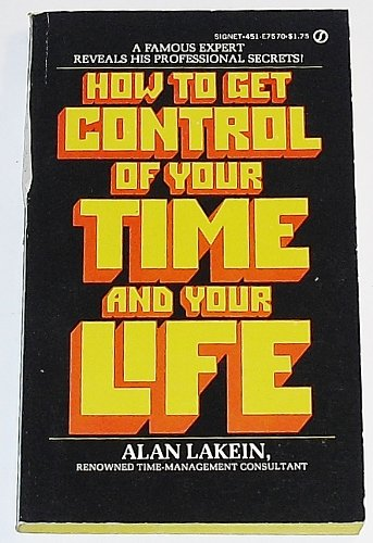 9780451075703: How to Get Control (Signet Books)