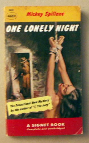 One Lonely Night: Spillane, Mickey