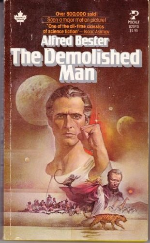 Demolished Man (0451075854) by Alfred Bester