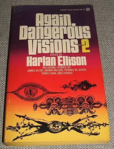 9780451076359: Again Dangerous Visions: Volume 2