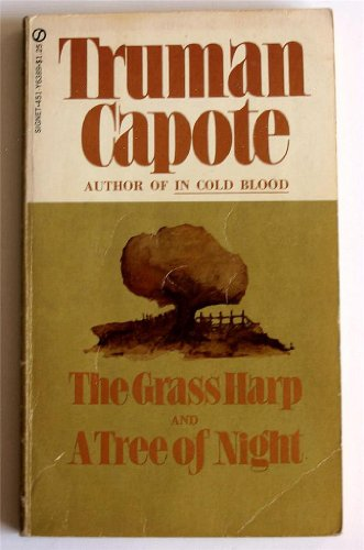 The Grass Harp and A Tree of Night (0451076788) by Truman Capote