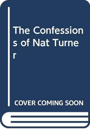 9780451077677: The Confessions of Nat Turner