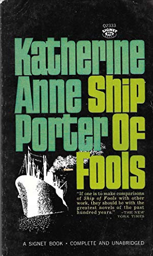 9780451077783: Ship of Fools [Mass Market Paperback] by Porter, Katherine A