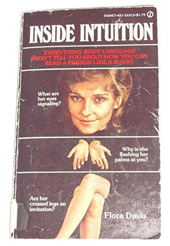 9780451078315: Inside Intuition [Mass Market Paperback] by Davis, Flora