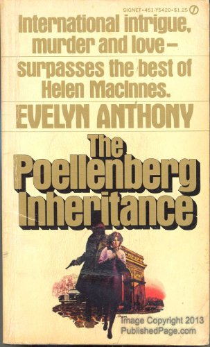 9780451078384: Poellenberg Inheritance