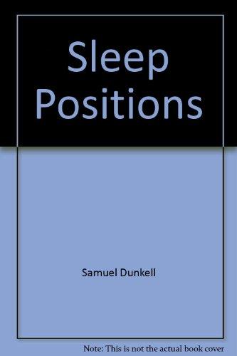 9780451078759: Sleep Positions (A Signet book)
