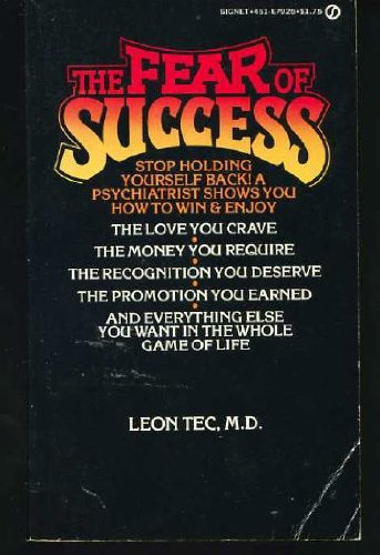 9780451079251: The Fear of Success