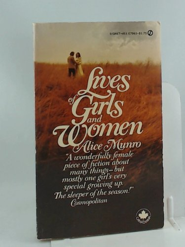 9780451079619: Lives of Girls and Women by Munro, Alice