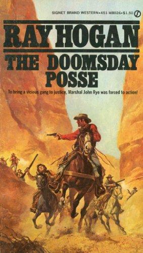 9780451080264: Doomsday Posse