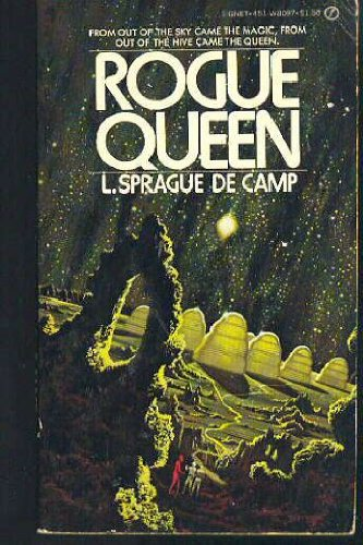 9780451080974: Rogue Queen (Signet SF, W8097)