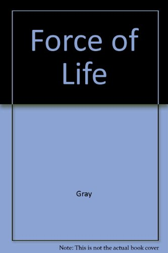 9780451081230: Force of Life
